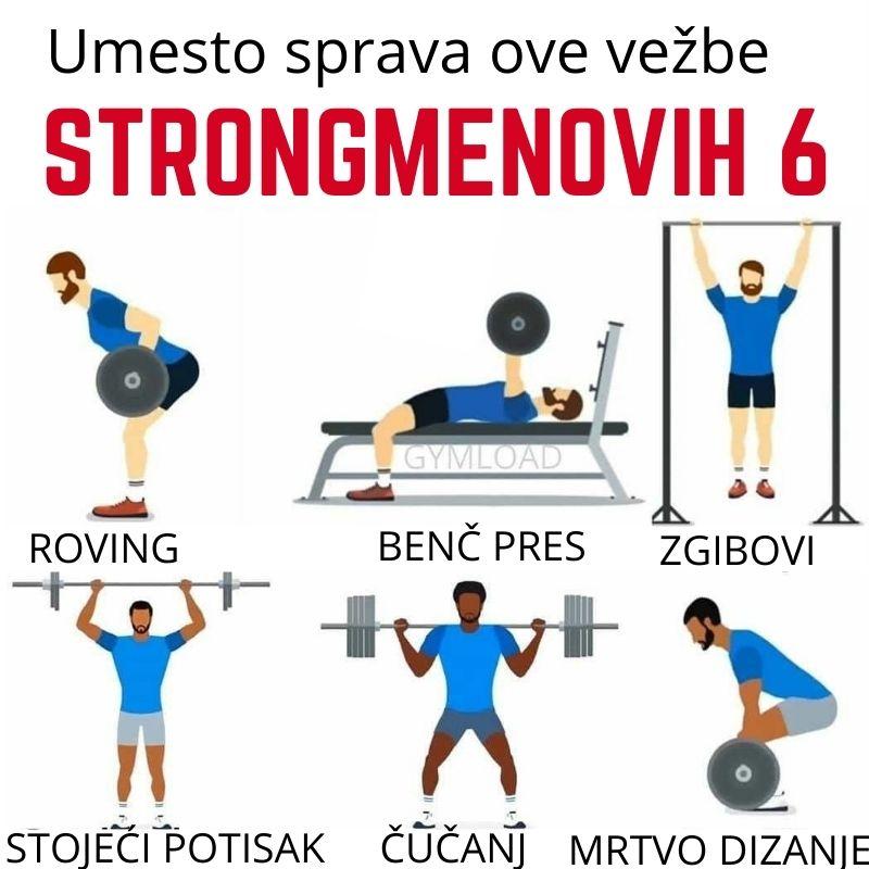 Višezglobne vežbe